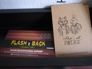 20140615_FOLKS CAFE & FLASH BACK_NAME CARDS